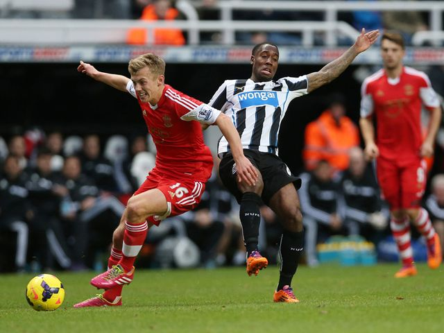 James Ward-Prowse and Vurnon Anita tangle