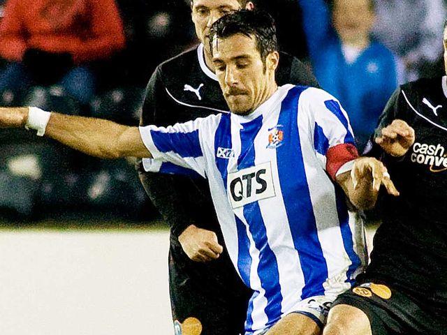 Manuel Pascali: Serving a two-match ban