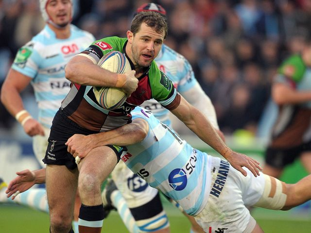 Danny Care in action for Harlequins.