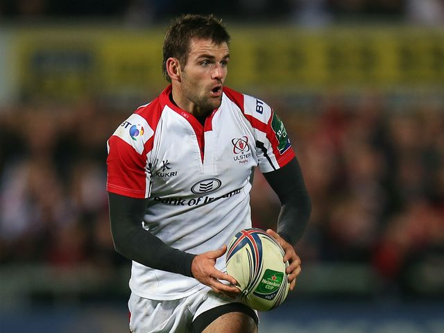 Jared Payne: Crossed the whitewash for Ulster