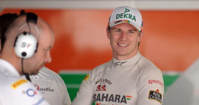 Nico Hulkenberg: Ready for F1's uncertain era