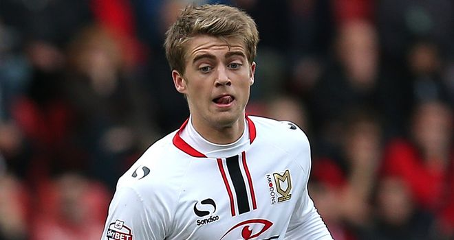 Patrick Bamford: Grabbed the equaliser for Derby