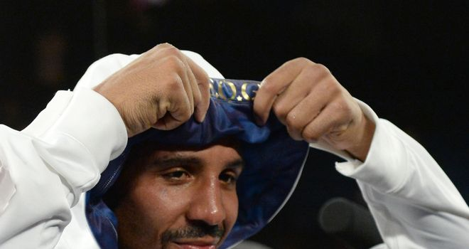 Fleeter Andre: Ward is too quick and too slick for his rivals, says Glenn