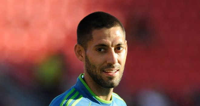 Clint Dempsey: Netted USA's second goal