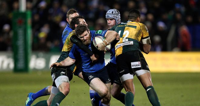 Leinster were superb against Saints