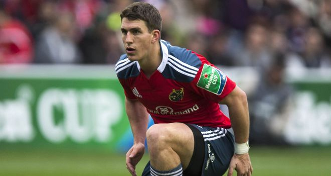 Ian Keatley: Says Munster's domestic form will count for nothing against Perpignan