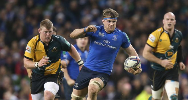 Leinster and Northampton face two games in six days next month