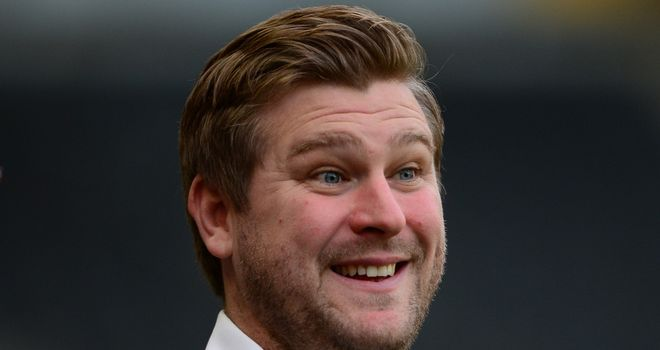 Karl Robinson: Bouyed by Logan eligibility
