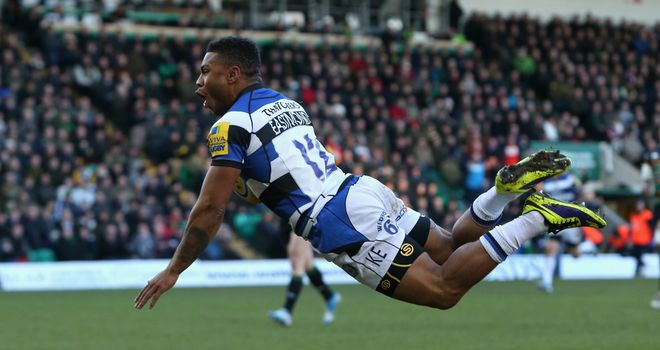 Kyle Eastmond: Poised to start at inside centre