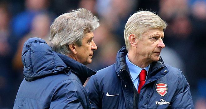 Arsene Wenger: Respects all of Arsenal's title rivals