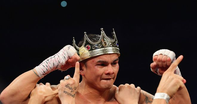 Marcos Maidana: Has not agreed a deal with Floyd Mayweather Jnr