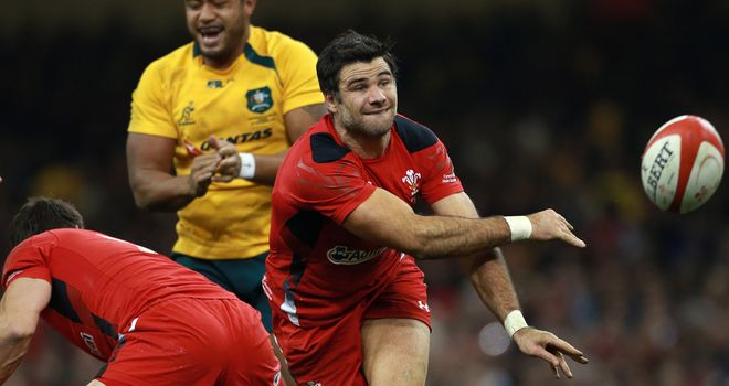 Mike Phillips: Wales scrum-half sacked by Bayonne earlier this season
