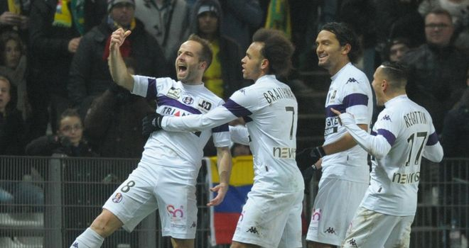 Celebrations for Toulouse