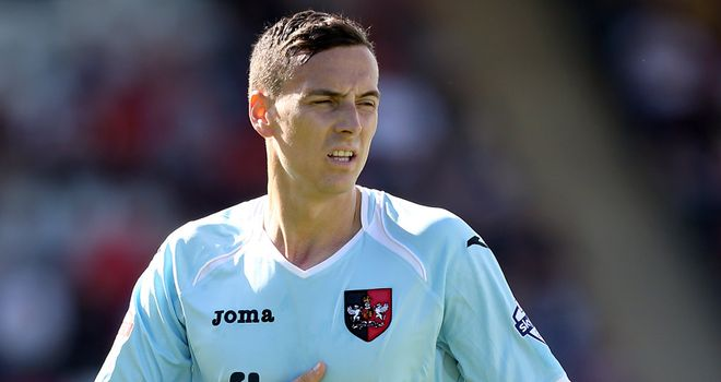 Alan Gow: Scored the Grecians' third
