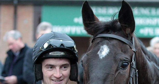Patrick Mullins and Bumper hope Black Hercules