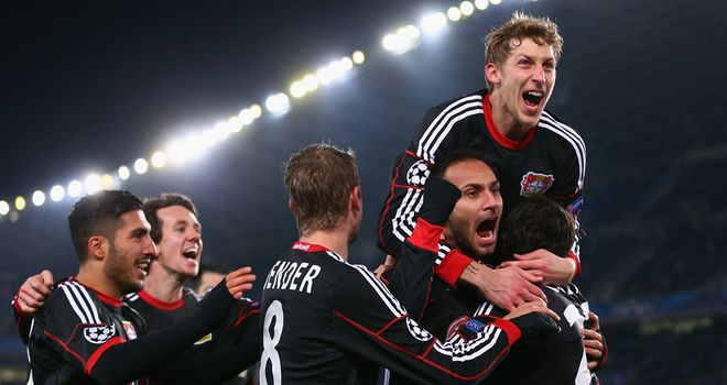 Omer Toprak: Solitary strike enough to send Bayer Leverkusen through