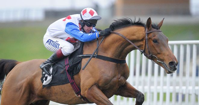 Reve De Sivola on his way to Long Walk success