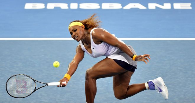 Serena Williams: Winning start to her season