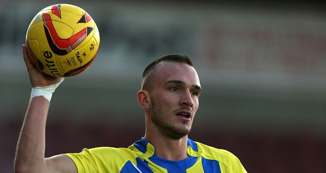 Tom Aldred: Rescued a point for Stanley