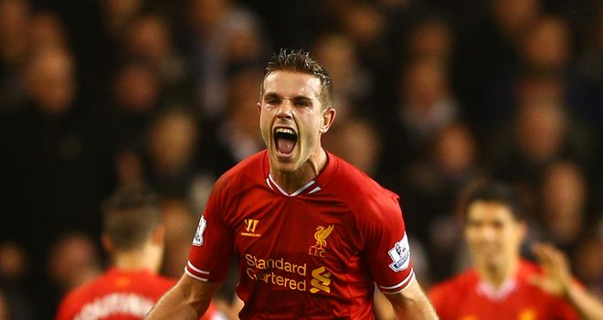 Jordan Henderson: Knows Liverpool must tighten up