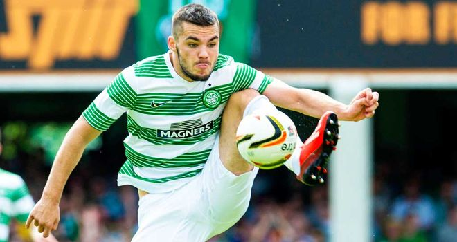 Tony Watt: Celtic striker set for move back to Belgium
