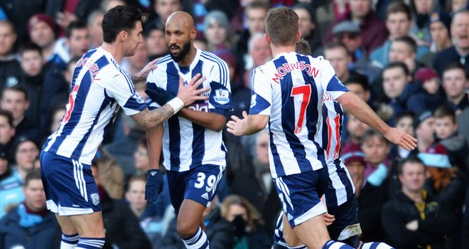 Nicolas Anelka: West Brom urge FA to act swiftly over celebration probe