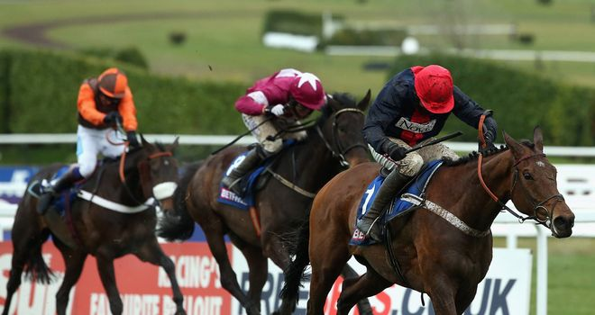 Bobs Worth: Heads the Lexus entries