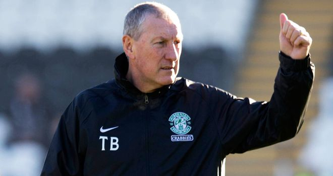 Terry Butcher: No more County blues for the Hibernian boss