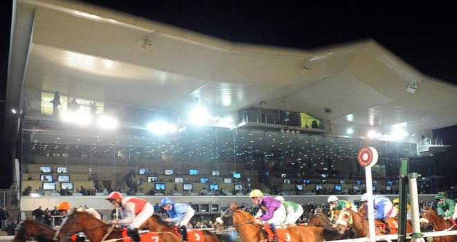 Dundalk: Hosts the Patton Stakes