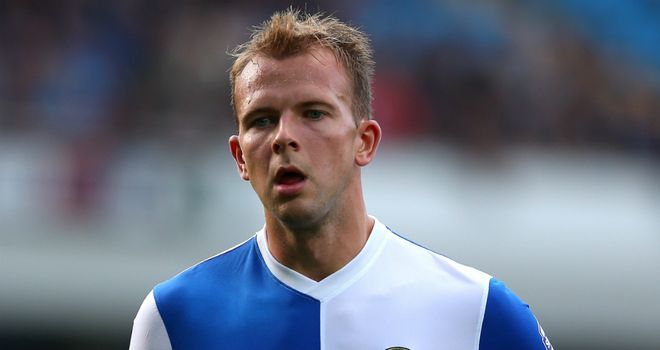 Jordan Rhodes: Assisted for the only goal of the game