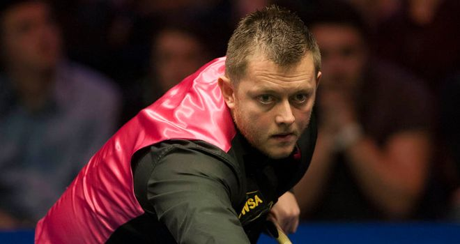 Mark Allen: Through to the last 16 in Blackpool