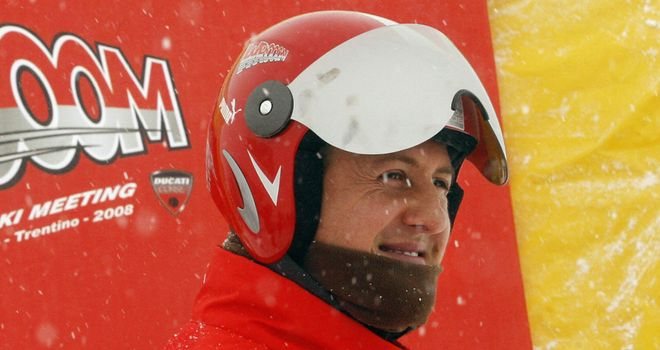 Michael Schumacher: Seriously injured while skiing in French Alps