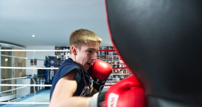 Jack Bateson: Is keen to get back in the ring with Charlie Edwards