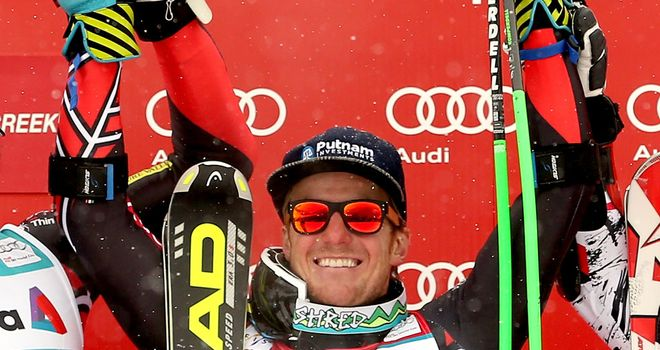 Ted Ligety: Flawless second run sealed victory over Bode Miller