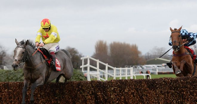 Unioniste: Class act in the Sky Bet Chase
