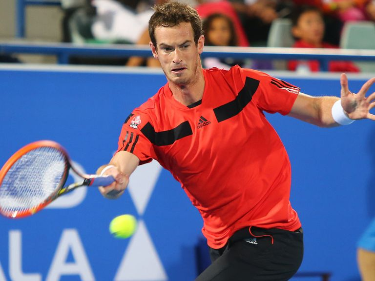 Andy Murray: Fourth seed at Melbourne