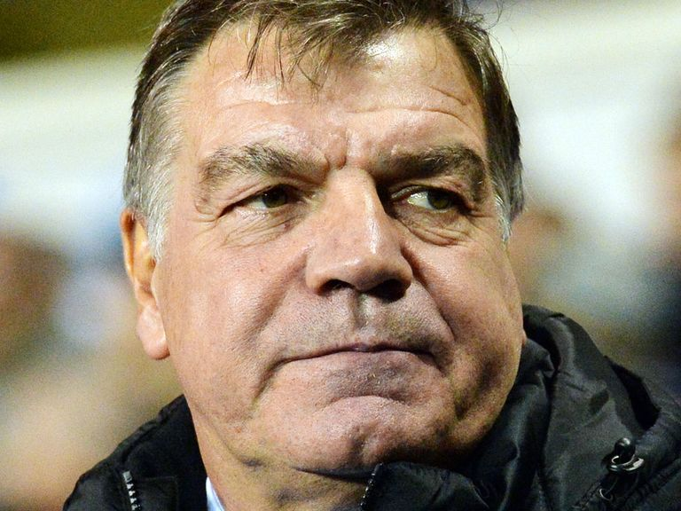 Sam Allardyce: Looking to add a spark to West Ham's surivial bid