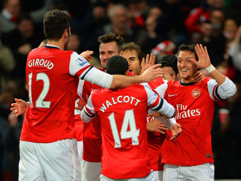 Arsenal: Beat Napoli at the Emriates and can do so again