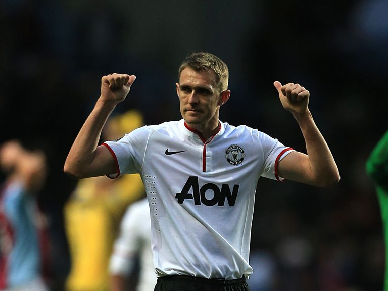 Darren Fletcher: Eager for more success at Man United