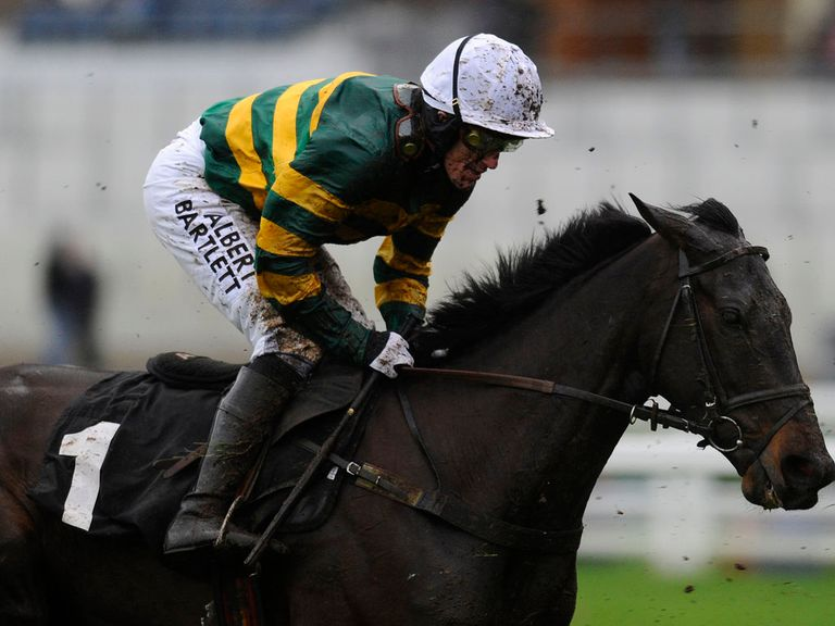 At Fishers Cross: Can win at Aintree