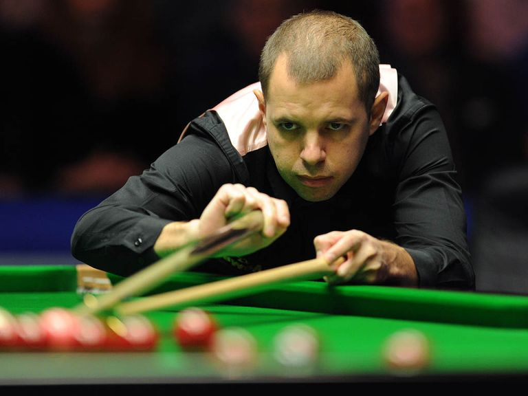 Barry Hawkins: Hoping to go one better at the Crucible