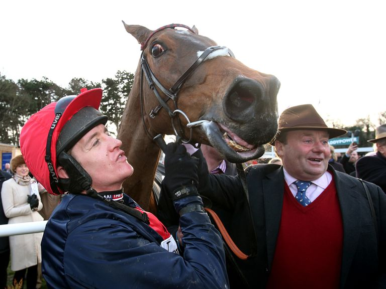 Bobs Worth: Bidding for a repeat win in the Gold Cup