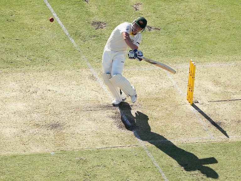 Haddin: Another crucial contribution with the bat from Australia's keeper