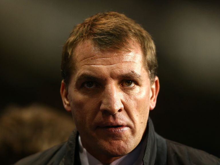 Brendan Rodgers: Not reliant on club captain
