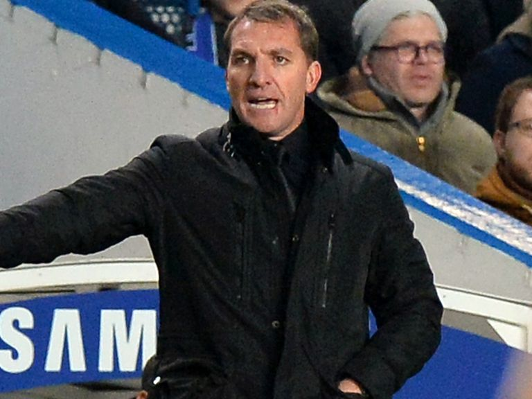 Brendan Rodgers: Insists Liverpool can challenge for the title