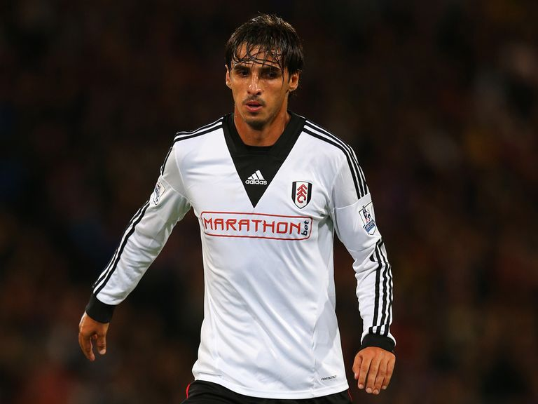 Bryan Ruiz: Has joined PSV on loan
