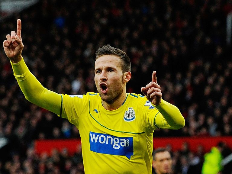 Yohan Cabaye: Has reassured Newcastle fans