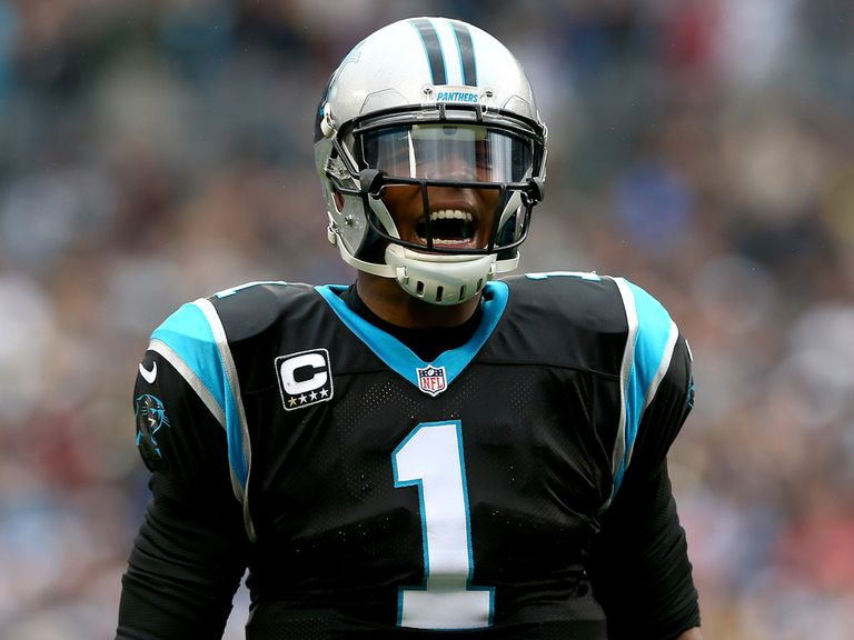 Cam Newton helped the Panthers to the playoffs
