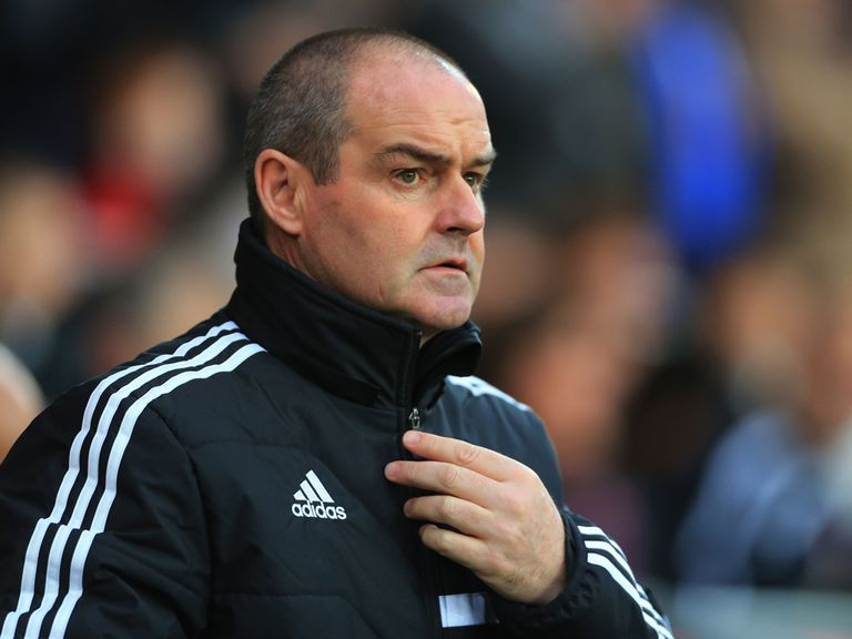 Steve Clarke: No longer in charge of West Brom