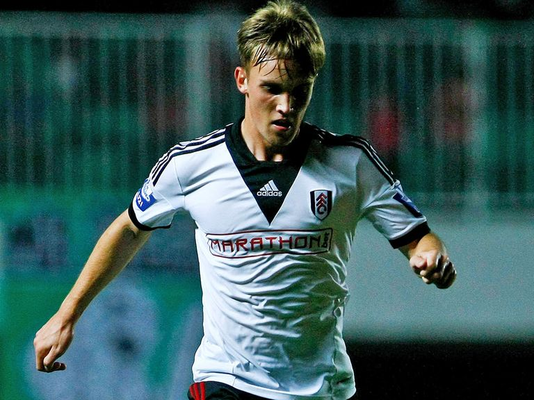 Lasse Vigen Christensen: New Fulham deal for Danish youngster